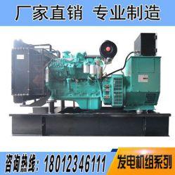 东风康明斯6CTAA8.3-G2  160KW柴油发电机组