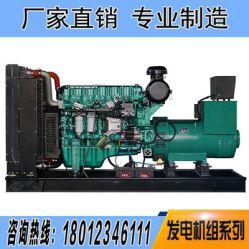玉柴YC6T600L-D22 400KW柴油发电机组
