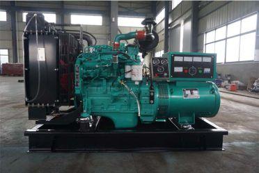 东风康明斯4B3.9-G2  25KW柴油发电机组