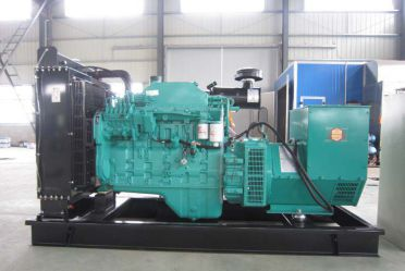 东风康明斯6CTA8.3-G2 150KW柴油发电机组