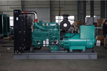 东风康明斯QSZ13-G3  400KW柴油发电机组