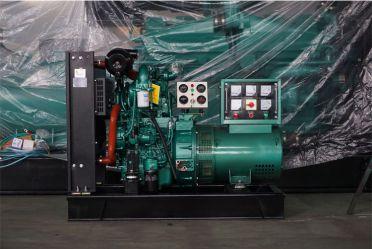 玉柴YC2115ZD 25KW柴油发电机组