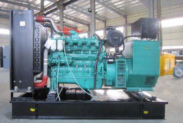 玉柴YC6B155L-D21 100KW柴油发电机组