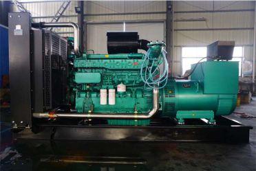 玉柴YC6TD780L-D20 500KW柴油发电机组