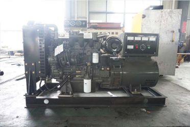 潍柴华丰50KW柴油发电机组PHF4056ZD1