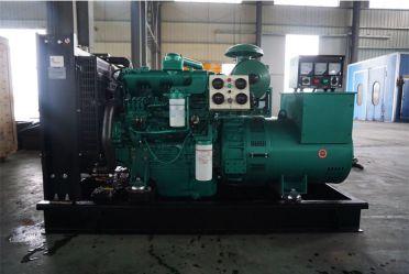 玉柴YCD4J22D 40KW柴油发电机组