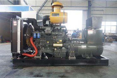 潍柴裕兴YX11D 300KW柴油发电机组
