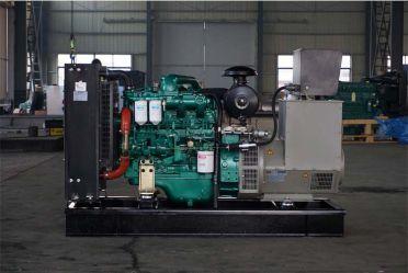 玉柴YC4D85Z-D20 50KW柴油发电机组