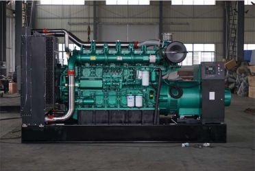 YC6C1070L-D31 700KW柴油发电机组