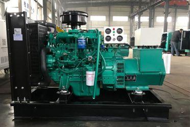 玉柴YCD4R12D 25KW柴油发电机组