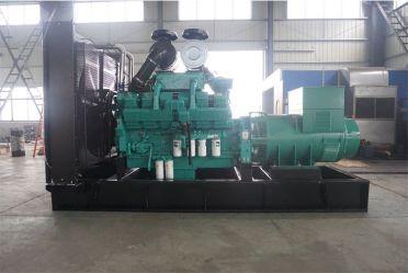 康明斯KT38-GA 700KW柴油发电机组