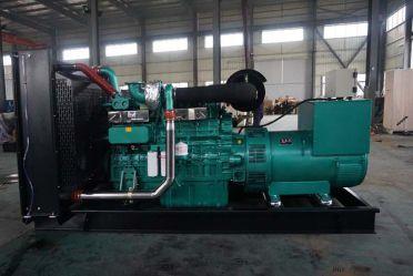 玉柴YC6T660L-D20 400KW柴油发电机组