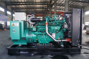 玉柴YC6B180L-D20 120KW柴油发电机组