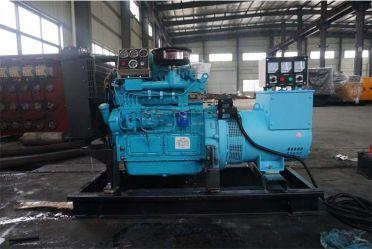 潍柴华丰30KW柴油发电机组K4100D5