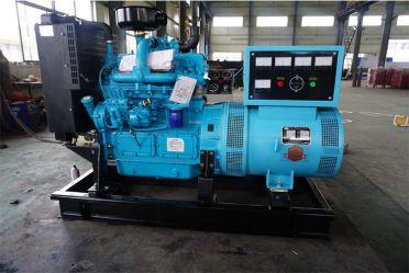 潍柴裕兴K4100ZD 40KW柴油发电机组