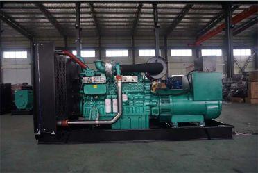 玉柴YC6T550L-D21 350KW柴油发电机组