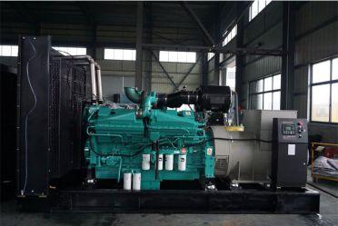 康明斯KTA38-G5 900KW柴油发电机组