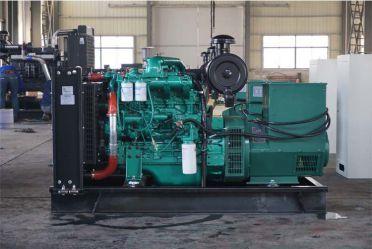 玉柴YC4A100Z-D20 60KW柴油发电机组