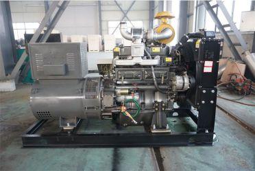 潍柴裕兴R4105ZD 50KW柴油发电机组