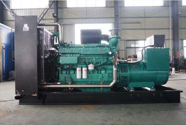 玉柴YC6TD840L-D20 600KW柴油发电机组