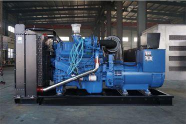 玉柴YC6MK420L-D20 250KW柴油发电机组