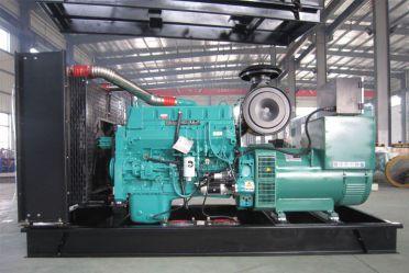 康明斯MTA11-G2A 250KW柴油发电机组