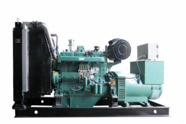 无锡动力250KW柴油发电机组WD135TAD28