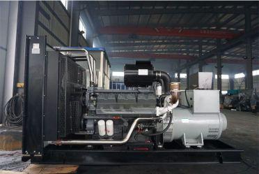 无锡动力600KW柴油发电机组WD287TAD58