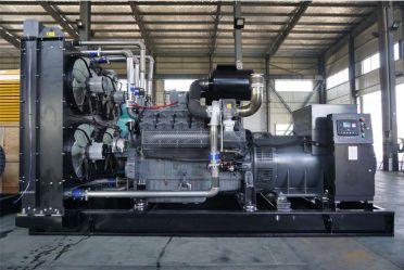 无锡动力800KW柴油发电机组WD327TAD82