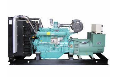 无锡动力300KW柴油发电机组WD145TAD30