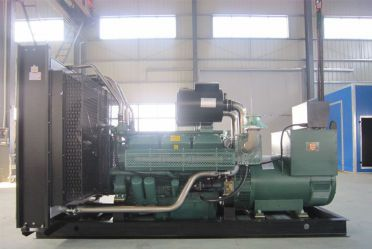 无锡动力500KW柴油发电机组WD269TAD48