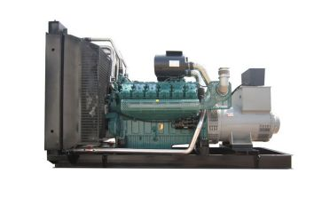 无锡动力800KW柴油发电机组WD327TAD78