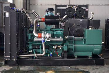 南通股份450KW柴油发电机组TCR450
